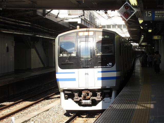 E217系:横須賀線臨時