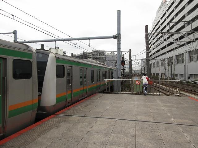 2018.11.3 横浜発車
