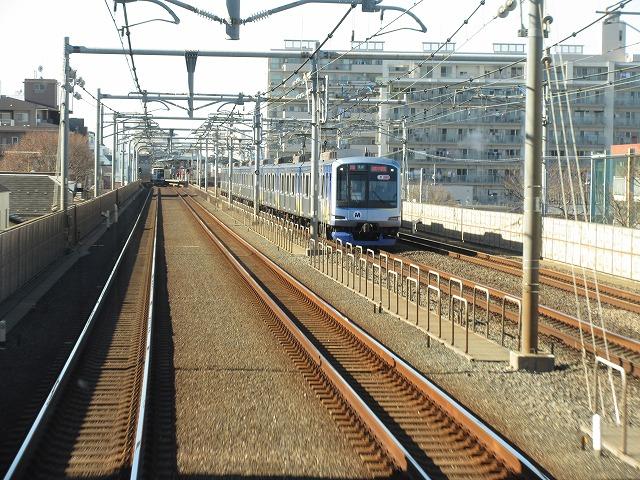 横浜高速鉄道Y500系(西武池袋線)