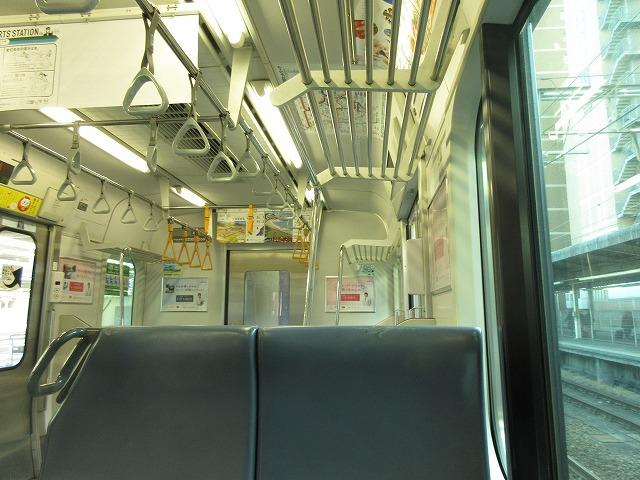 E231系車内(高崎)