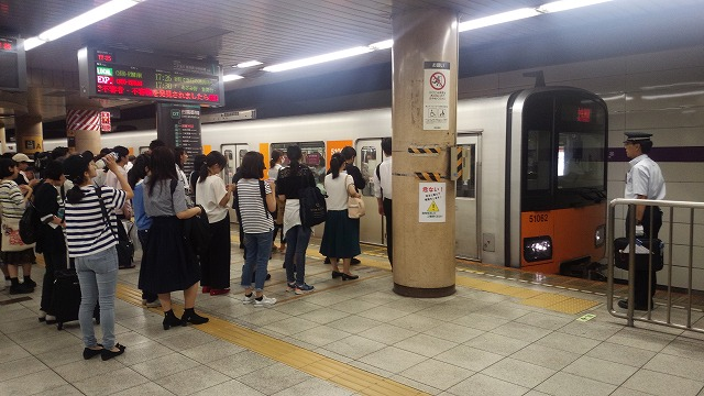 東武50050系(渋谷)