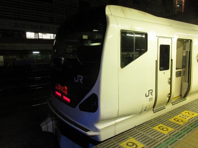 E257系特急(新宿)