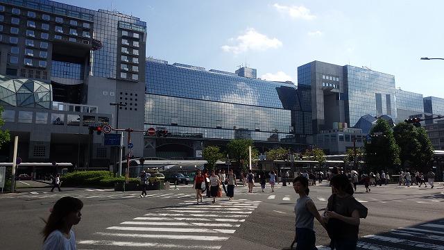 京都駅駅舎(外観)