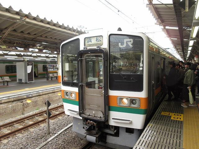 211系6000番台(熱海)
