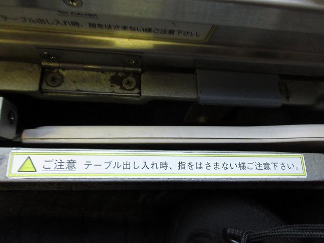 小田急30000形オリジナル車内