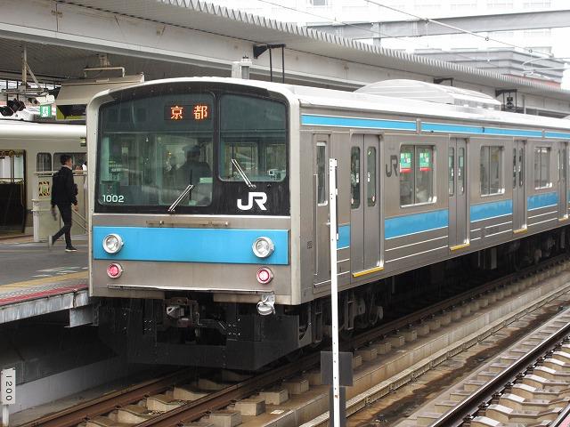 奈良線205系