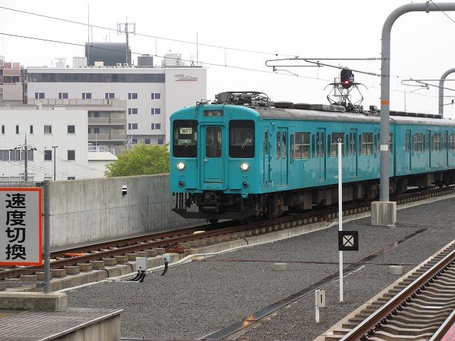 桜井線105系