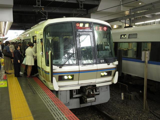 大阪環状線221系