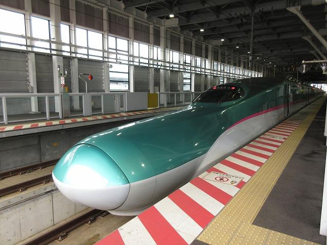 E5系はやぶさ(新函館北斗)