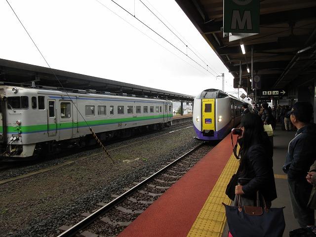 261系気動車(新函館北斗)