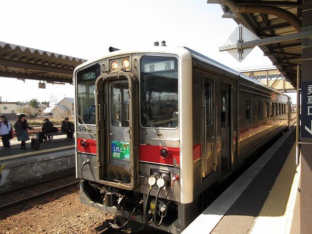 54系気動車(知床斜里)
