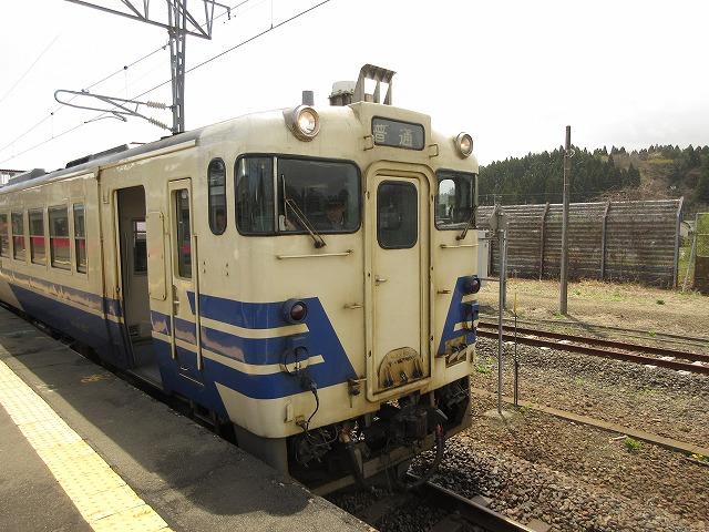 40系気動車(蟹田)