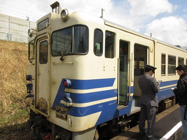 40系気動車(津軽二股)