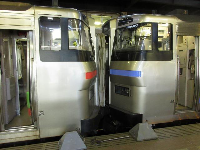 201系気動車と731系