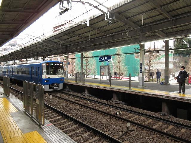 京急2100形(品川)