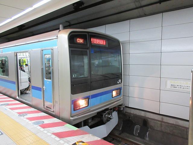 E231系800番台(大手町)