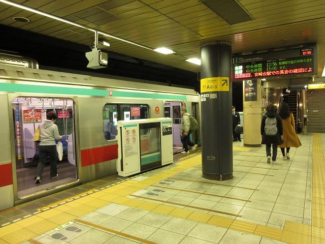 東急5000系(田園都市線、渋谷)