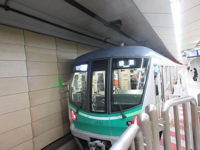 東京メトロ16000系(大手町)