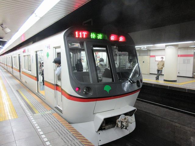 都営5300系(日本橋)