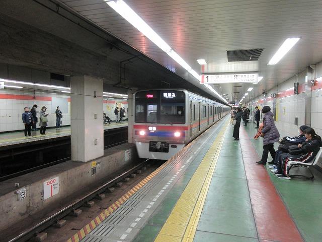 京成3700(東日本橋)