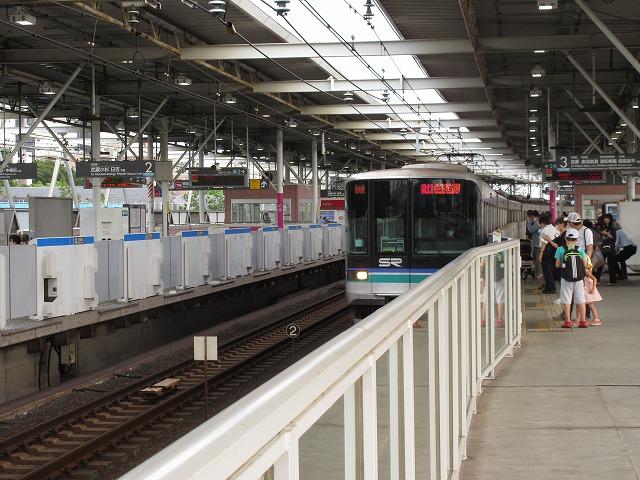 SR車(多摩川)