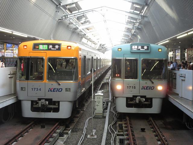 京王1000系(吉祥寺)