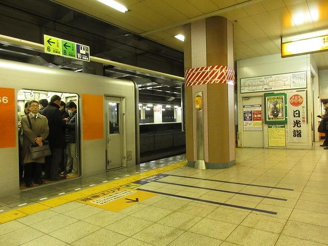 東武50050系(北千住)