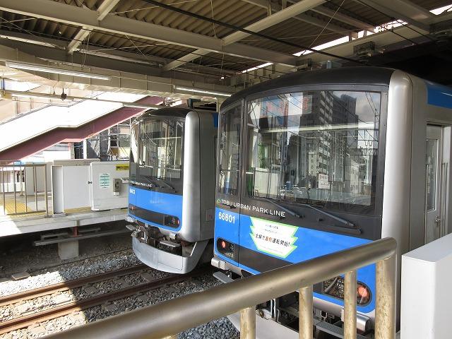 東武60000系(柏)