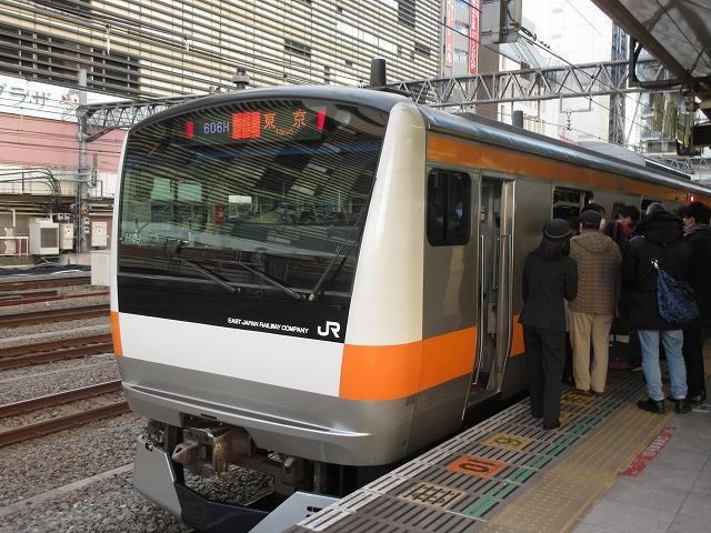 E233系(新宿)