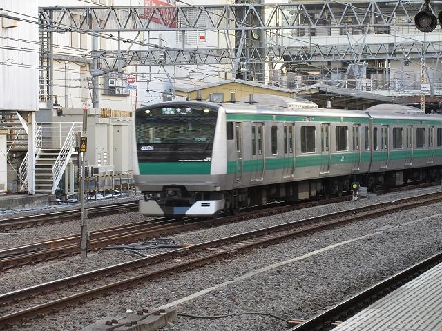 埼京線大宮行き(新宿)