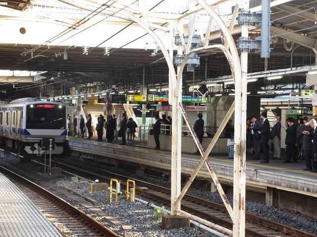 常磐線E531系(上野)