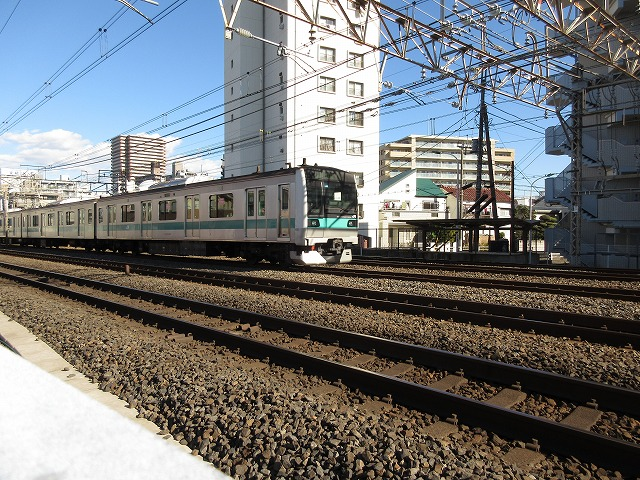 E233系2000番台(金町-松戸)