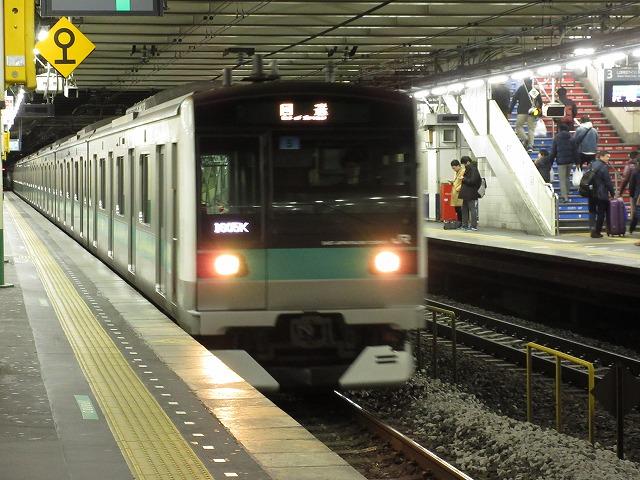 E233系2000番台(柏)