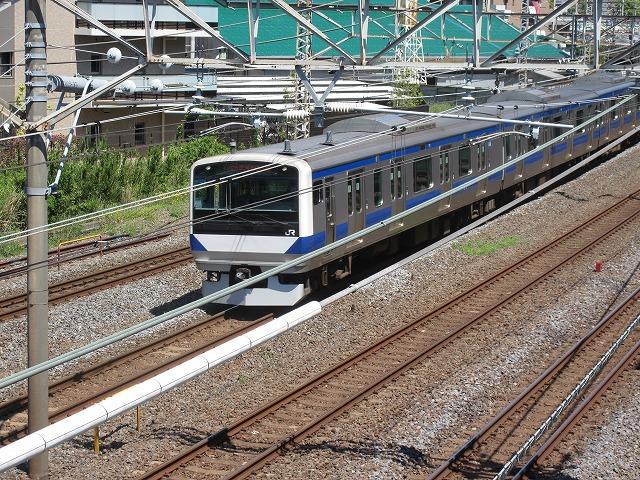 常磐線E531系