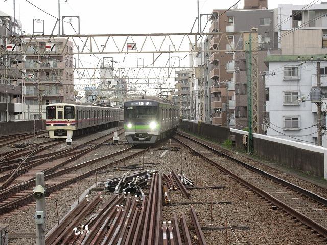 都営10300系(笹塚)