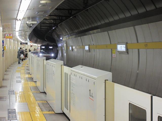 メトロ10000系(永田町)