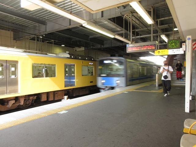 西武20000系(椎名町)