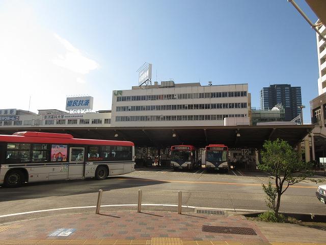 新潟駅万代口