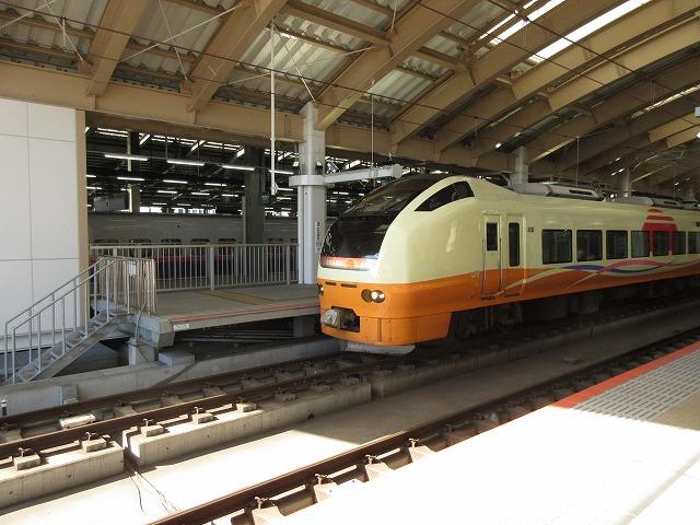 E653系いなほ(新潟)