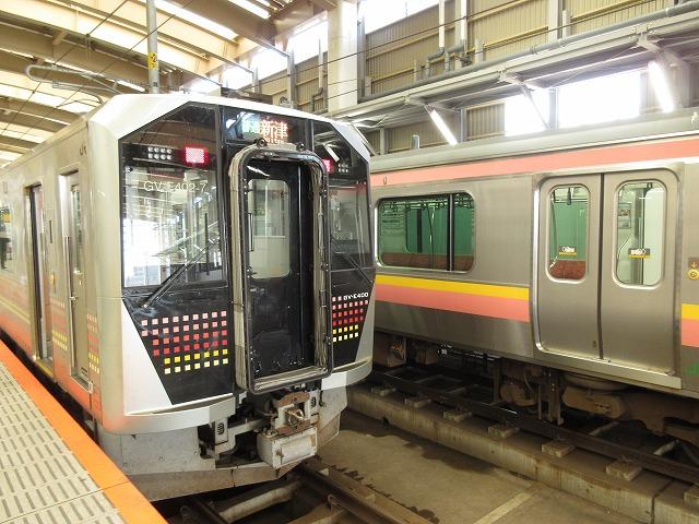 GV-E400系気動車(新潟)