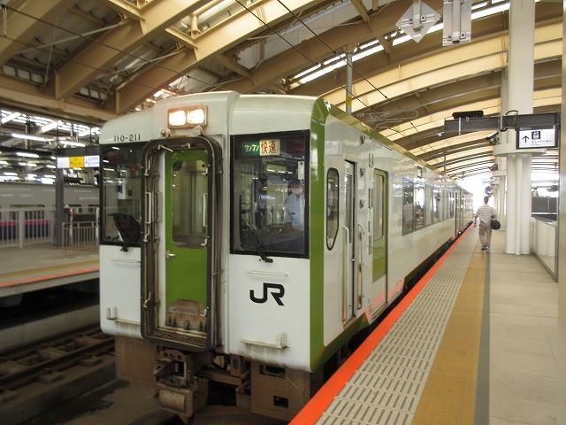 110系気動車(新潟)