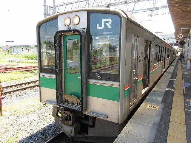 701系5500番台(米沢)