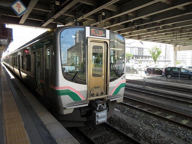 E721系電車(山形)
