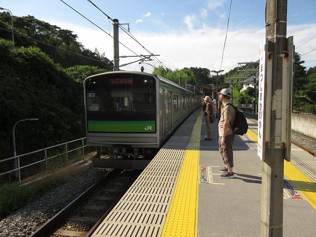205系(松島海岸)