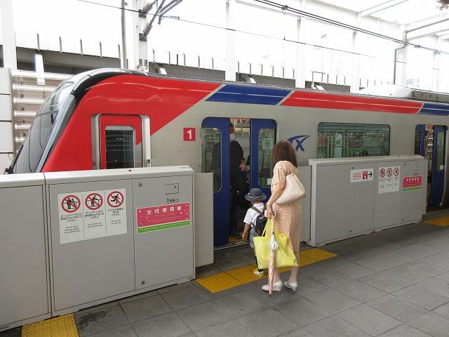 TX3000系(北千住)