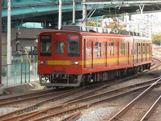 東武8000系(西新井)