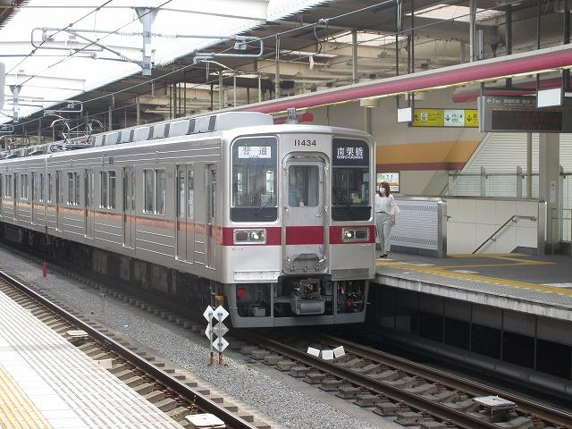 東武10030系(栃木)