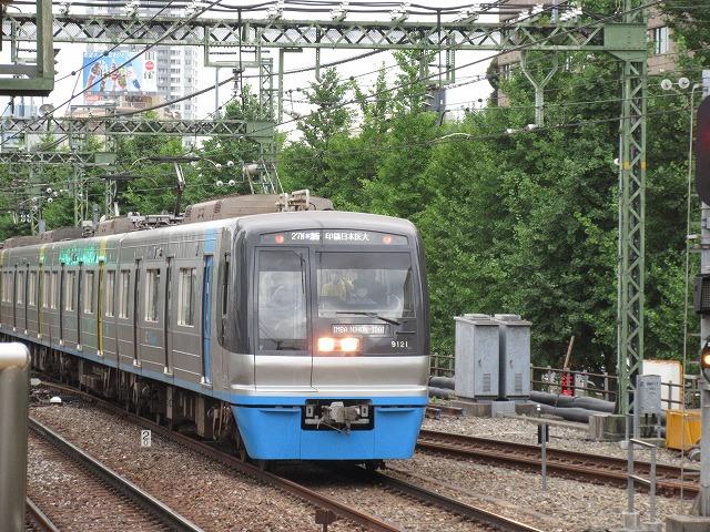 北総・公団車(品川で撮影)
