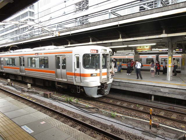 313系1100番台(名古屋)