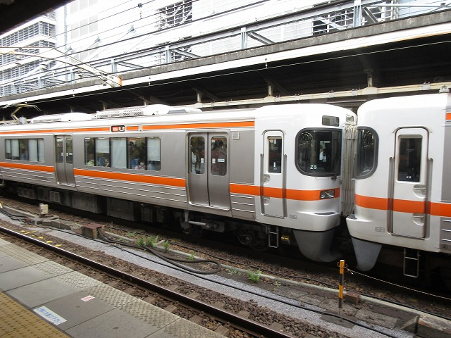 313系1100番台+5300番台